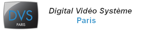 DVS Digital Vidéo Système Logo